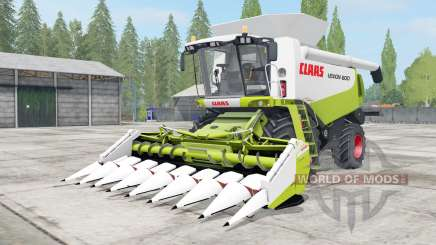 Claas Lexion 600 joystick animation для Farming Simulator 2017