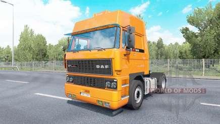 DAF 2800 Space Cab v1.2 для Euro Truck Simulator 2