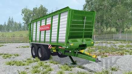 Bergmann HTW 45 north texas green для Farming Simulator 2015