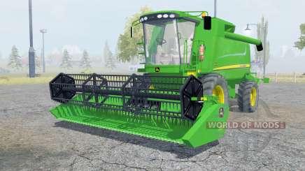 John Deere W540 для Farming Simulator 2013