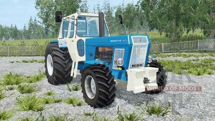 Fortschritt ZT 403 strong blue для Farming Simulator 2015