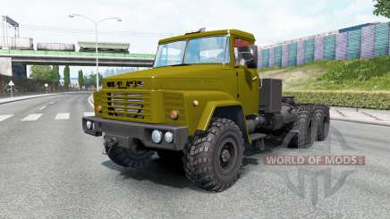 КрАЗ-260В для Euro Truck Simulator 2