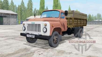 ГАЗ-САЗ-3507 4x4 для Farming Simulator 2017