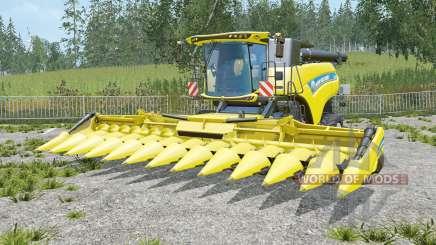 New Holland CR10.90 unloading speed increases для Farming Simulator 2015