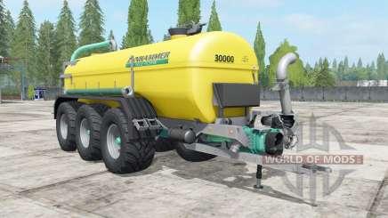 Zunhammer SKE 30000 TR для Farming Simulator 2017
