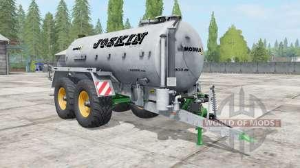 Joskin Modulo2 16000 MEƁ для Farming Simulator 2017