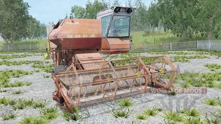 СК-5 Нива остаются следы  для Farming Simulator 2015