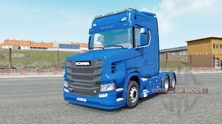 Scania S730T 2016 для Euro Truck Simulator 2
