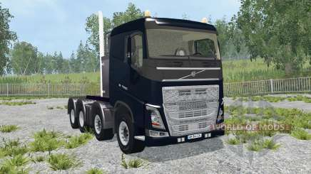 Volvo FH Sleeper cab 2014 для Farming Simulator 2015