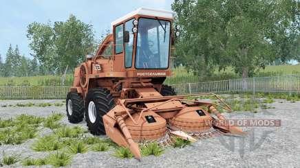 Дон-680 подвижные части для Farming Simulator 2015
