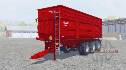 Krampe Big Body 900 S new texture silage для Farming Simulator 2013