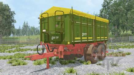 Kroger Agroliner TKD 302 accept fertilizer для Farming Simulator 2015