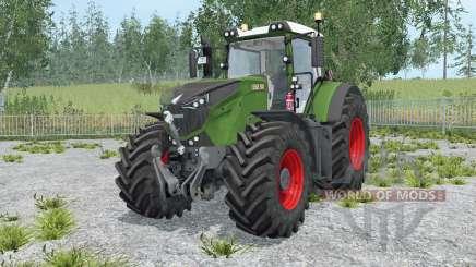 Fendt 1050 Vario animated hydraulic для Farming Simulator 2015