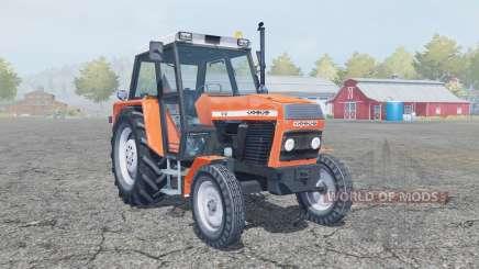 Ursus 912 front loadeᶉ для Farming Simulator 2013