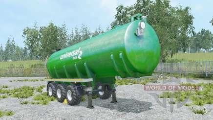 Kotte Garant TSA pantone green для Farming Simulator 2015