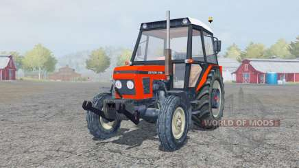 Zetor 7711 animated element для Farming Simulator 2013