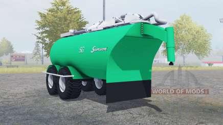 Samson SG 23 для Farming Simulator 2013