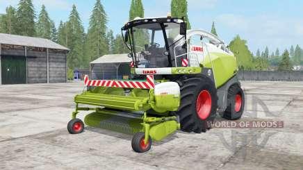 Claas Jaguar 840-870 для Farming Simulator 2017