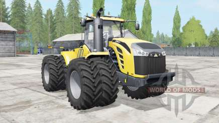 Challenger MT945-975E wheel options для Farming Simulator 2017