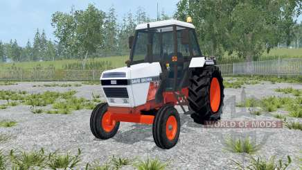 David Brown 1490 1980 для Farming Simulator 2015