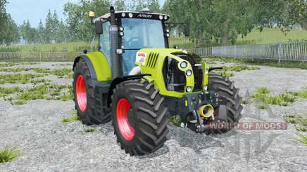 Claas Arion 650 animated element для Farming Simulator 2015