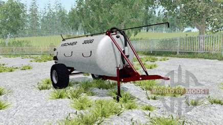 Kirchner K 3000 для Farming Simulator 2015