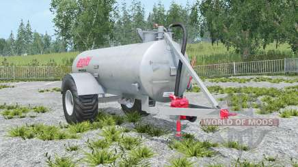 Briri 10600l для Farming Simulator 2015