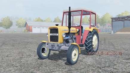 Ursus C-330 manual ignition для Farming Simulator 2013