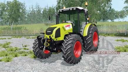 Claas Axos 330 rio grande для Farming Simulator 2015