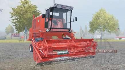 Bizon Super Z056 для Farming Simulator 2013