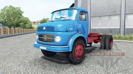 Mercedes-Benz LS 1111 для Euro Truck Simulator 2