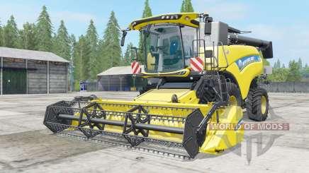 New Holland CR9.90 40 Years Edition для Farming Simulator 2017