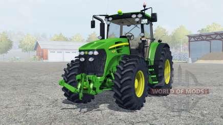 John Deere 7930 moving elements для Farming Simulator 2013