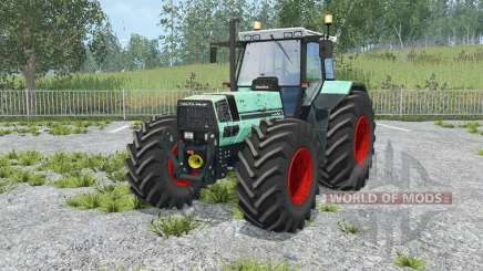 Deutz-Fahr AgroStar 6.81 rusty version для Farming Simulator 2015