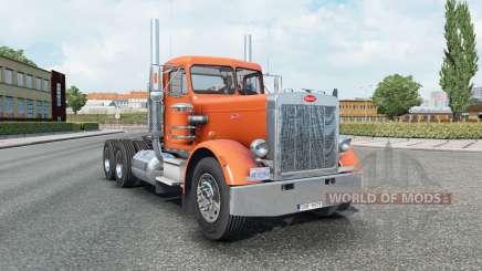 Peterbilt 359 Day Cab для Euro Truck Simulator 2