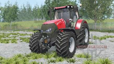 Case IH Optum 300 CVX wheels weights для Farming Simulator 2015