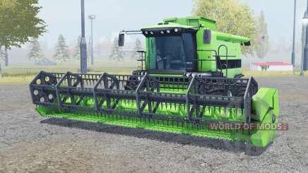 Deutz-Fahr 7545 RTS multifrucht для Farming Simulator 2013