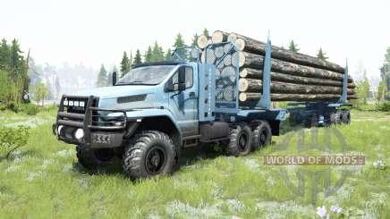 Урал Next (55571-72М) для MudRunner