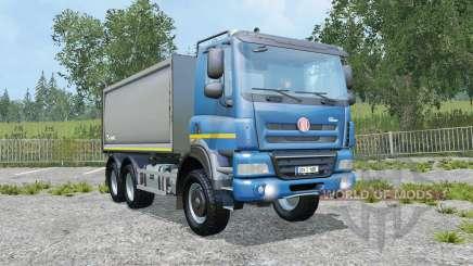 Tatra Phoenix T158 body options для Farming Simulator 2015