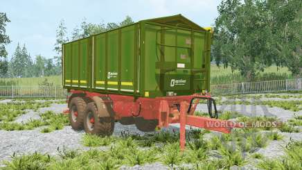 Kroger Agroliner TKD 302 la palma для Farming Simulator 2015