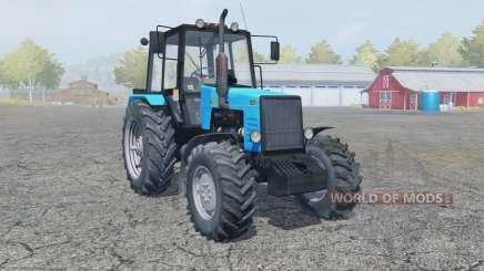 МТЗ-1221 Беларус фронтальный погрузчик для Farming Simulator 2013
