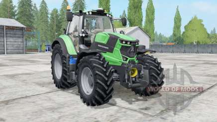 Deutz-Fahr 6 TTV Agrotron для Farming Simulator 2017