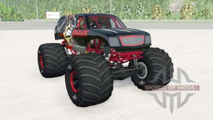 CRD Monster Truck v1.16 для BeamNG Drive