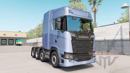 Scania R-series and S-series для American Truck Simulator