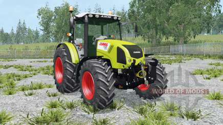 Claas Axos 330 FL console для Farming Simulator 2015