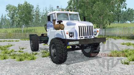 Урал-43206-0111-31 седельный тягач для Farming Simulator 2015