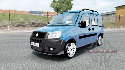 Fiat Doblo (223) 2009 для Euro Truck Simulator 2