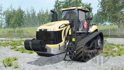 Challenger MT875E seat suspension для Farming Simulator 2015