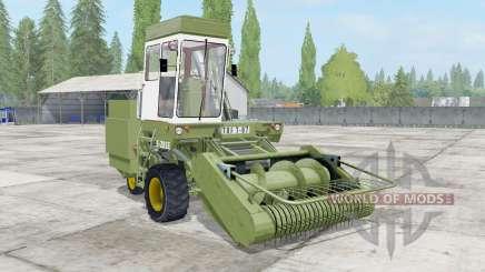 Fortschritt E 281-E для Farming Simulator 2017