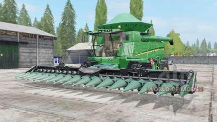 John Deere S600-series Brasileira для Farming Simulator 2017